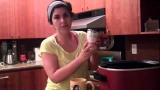 Weight Watchers 3ppv Easy Organic Vegetarian Chili, Ninja 4-in-1 Cooker