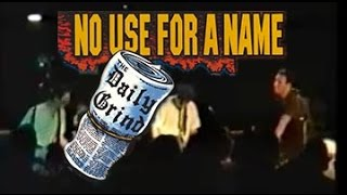 NO USE FOR A NAME don