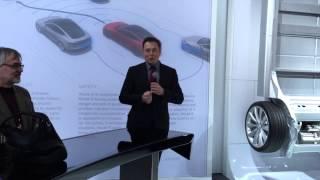 Elon Musk : NAIAS 2015  The Model 3