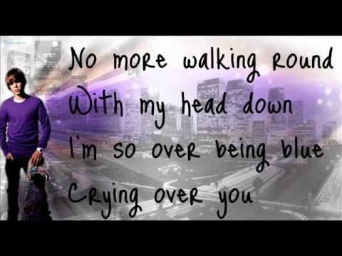 Justin Bieber- So Sick w/ Lyrics