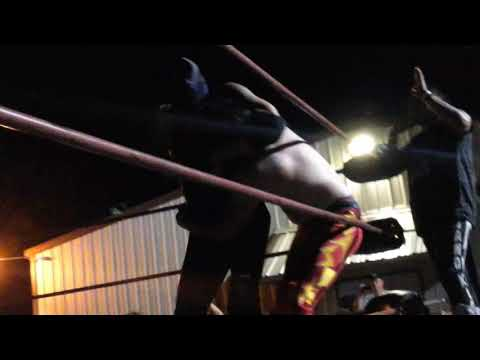 Tejano kid ,Supreme Machine vs. Scott Durham ,Cason Brock