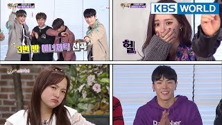 Happy Together   해피투게더 –The Goddesses Special/ Sing My Song(WANNA ONE, SUNMI, etc) [ENG/2018.01.25]