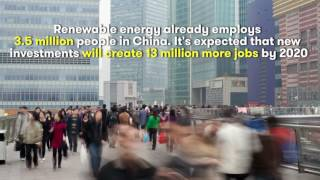 China's Global Dominance in Green Energy. EXPO 2017