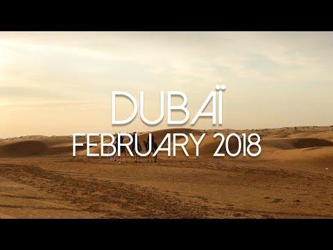 DUBAÏ - Cinematic Travel Vlog #7