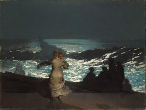 "Lecture – Winslow Homer's ""Summer Night"": New Perspectives"