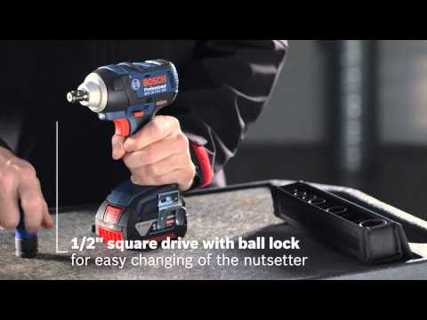bosch gds 30 impact wrench mrthomas doovi. Black Bedroom Furniture Sets. Home Design Ideas
