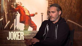 Inside the Mind of JOKER with Joaquin Phoenix & Todd Philllips