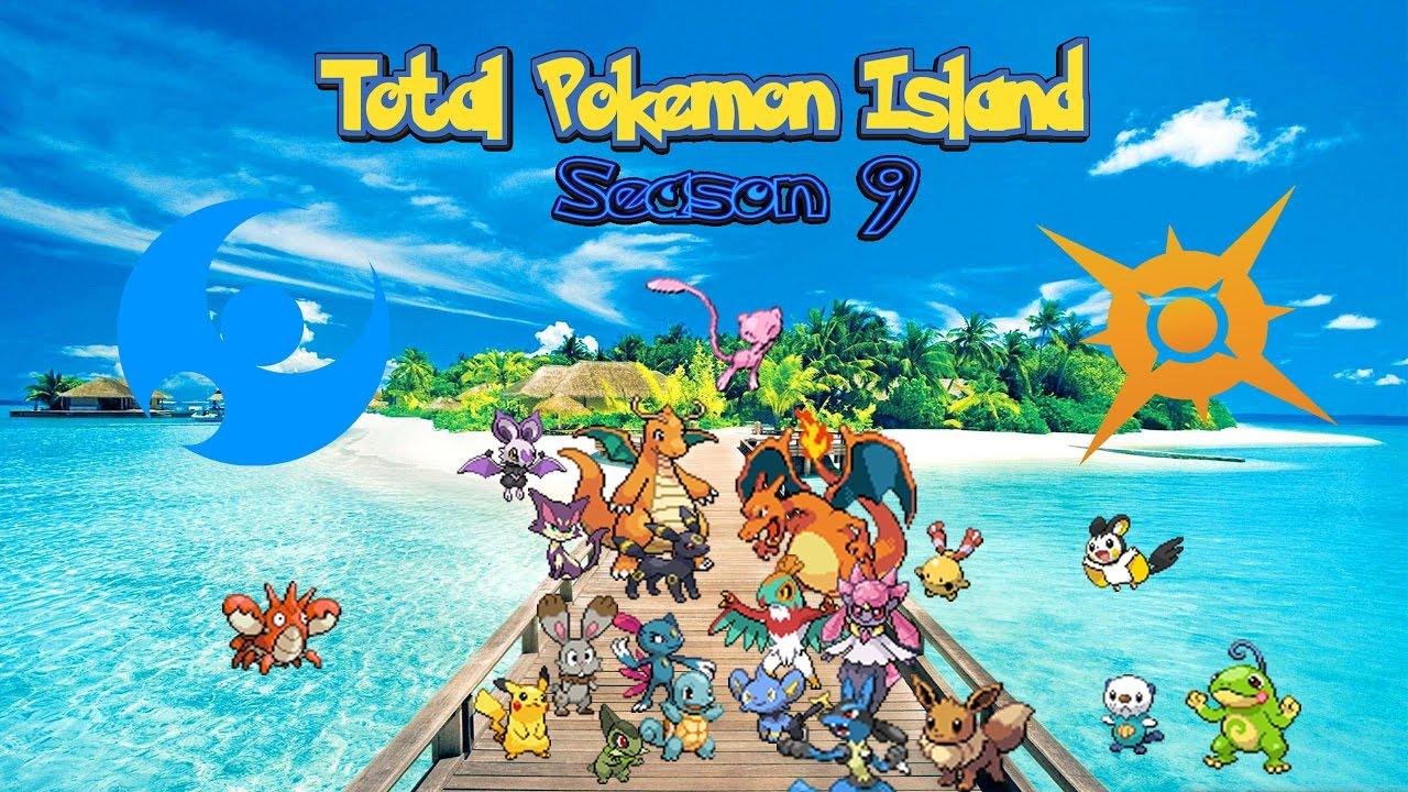 Download Total Pokemon Island Season 9 Ep 1 Drone Flyers