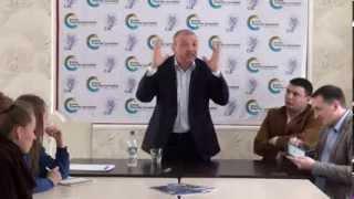 Arena Tinerilor Jurnaliști. Invitat - Sergiu Mocanu, liderul Mișcării Populare Antimafie