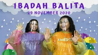 Ibadah Balita 29 November 2020 I GKJW RUNGKUT
