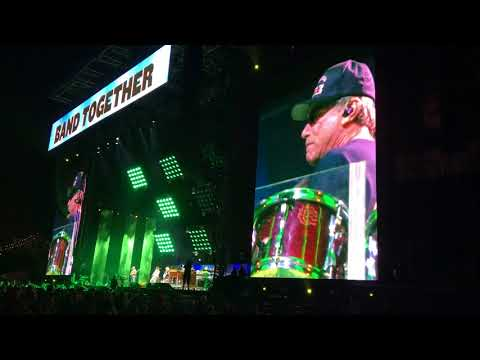"""Dead & Company """"Fire on the Mountain"""" – Band Together Bay Area, November 9, 2017 AT&T Park"""