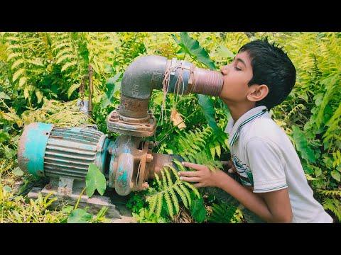 Colourful water pumping machine 2hp SPS SOLAR 5HP Solar Water Pump