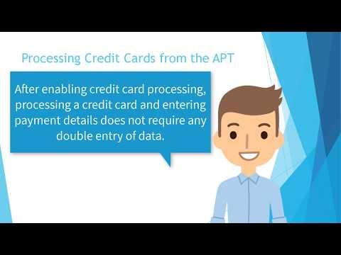 Chart Talk Credit Card Processing