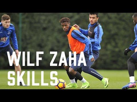 Wilf Zaha | Skills