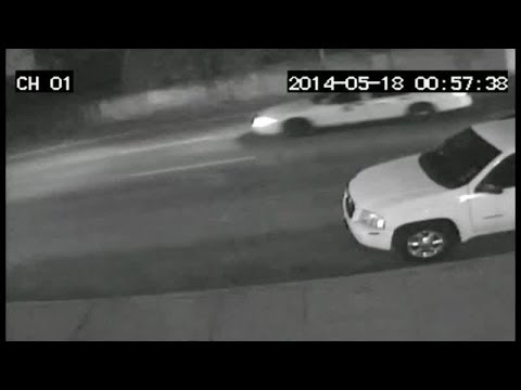 Surveillance video that UC police hope leads them to missing UC student Brogan Dulle