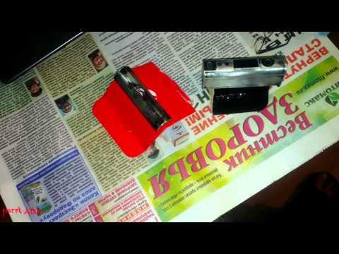 Ролик Покраска Kanger Subox Mini | Как разобрать и покрасить Kanger Subox Mini 50W КР | TheReisenderHell