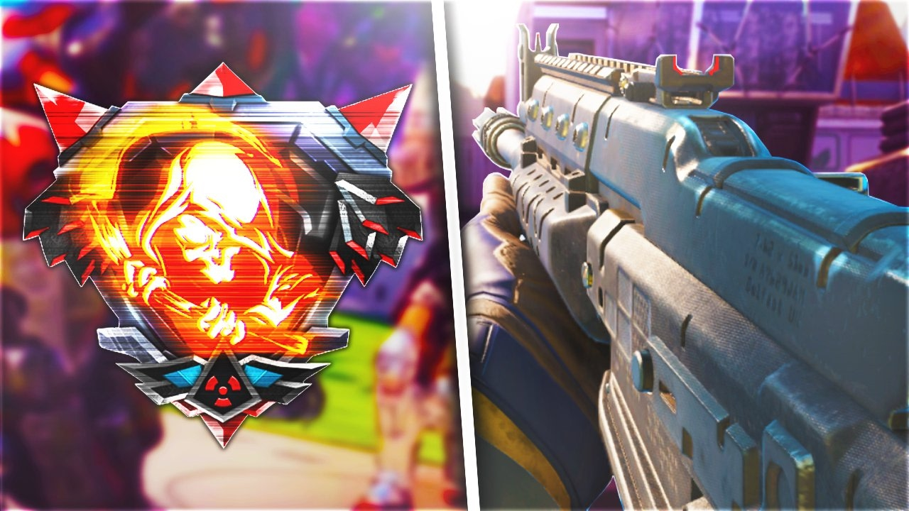 BEST ASSAULT RIFLE DROPS EASY NUCLEAR! 66 KD GAMEPLAY ON BLACK OPS 3!