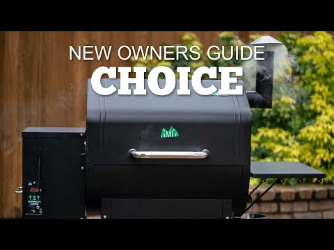 Green Mountain Grills | New Owners Guide