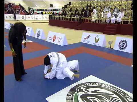 big girls jiu jitsu- ABU DHABI 2013