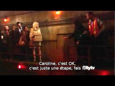 2 Broke Girl - Caroline in the subway. Season 1 episode 22
