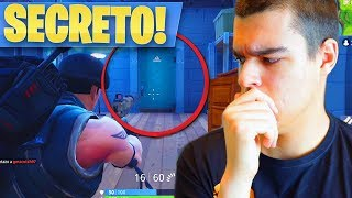 WIE kann FORTnite'S NEW SECRET: Battle Royale *MYSTERIOUS RISA* EASTER EGG - AlphaSniper