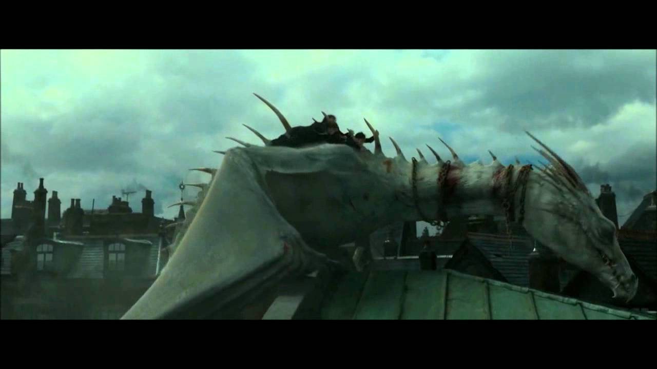 ... Flight - Harry Potter and the Deathly Hallows: Part 2 (HD) - YouTube