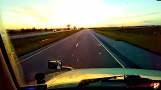 My Trucking Life - Minnesota To North Dakota - #1525