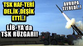 TÜRKLER RESTİ ÇEKTİ..! HAF-TER