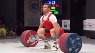 2011 World Weightlifting Championships, Men 85 kg \ Тяжелая Атлетика. Чемпионат Мира