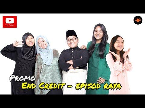 Upin & Ipin Musim 9 - End Credit Raya
