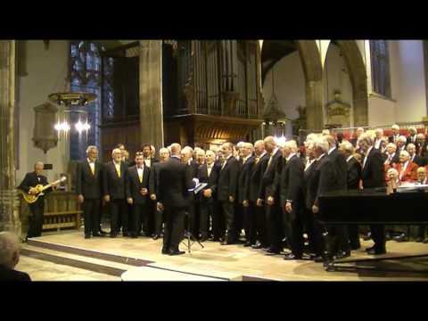 Mustang Sally - St. Edmundsbury Male Voice Choir