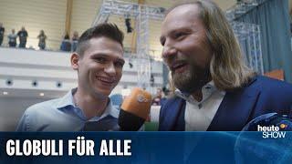 Homöopathie-Streit: Fabian Köster verteilt Globuli bei den Grünen