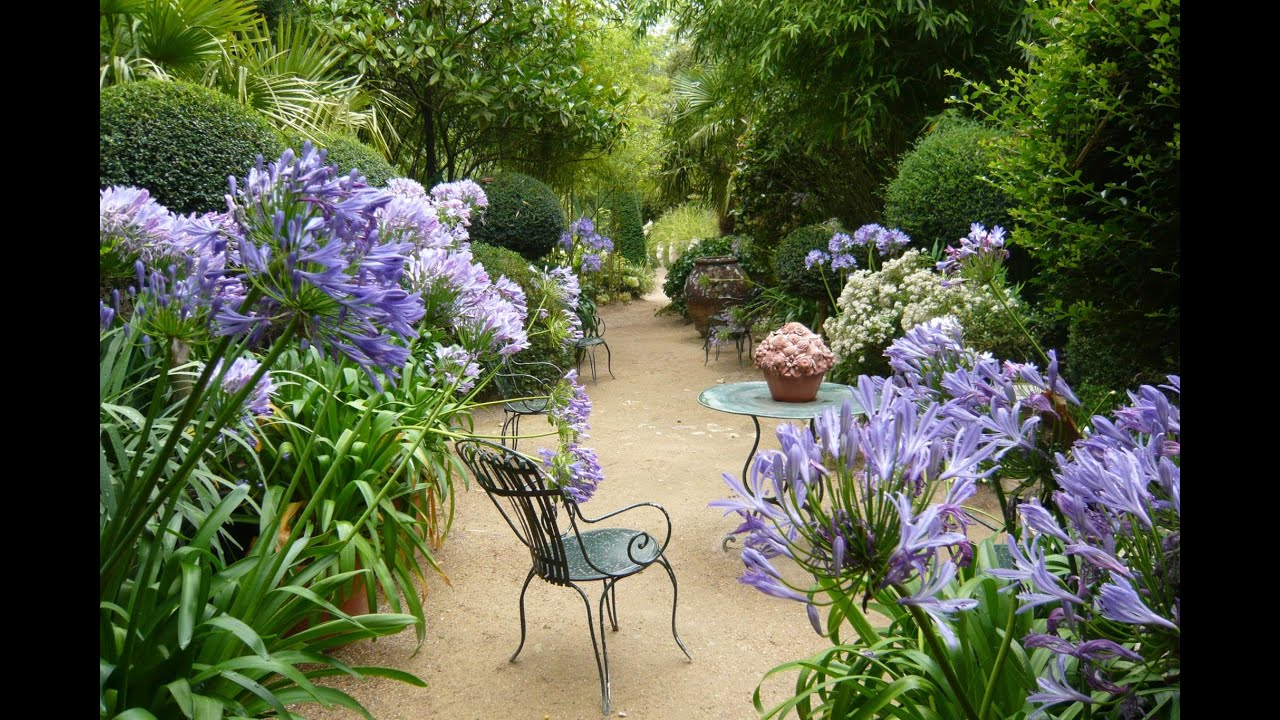 100 jardins fran ais 100 french gardens youtube for French garden