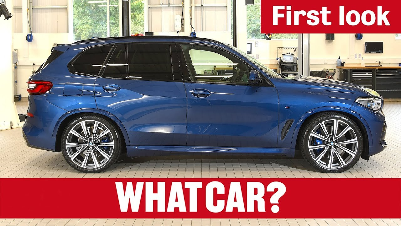 2020 Bmw X5 First Look Five Things You Need To Know