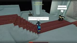 Roblox! Rogue Lineage. FALL DAMAGE IS A MYTH [sauter du château du ciel]