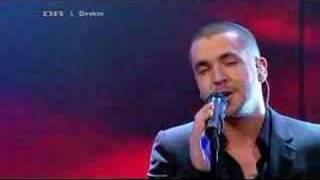 X Factor Denmark - live6 - Shayne Ward: No U Hang up