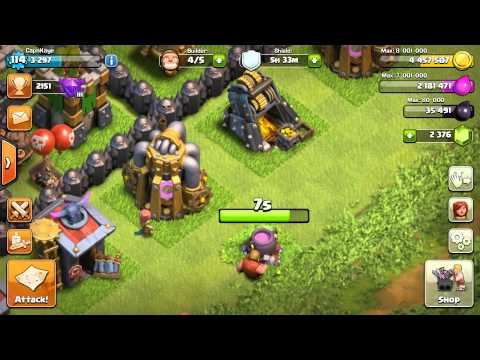 Clash of Clans | Halloween Cauldron REMOVAL