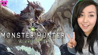 [ENG]Monster Hunter: World || HR Live Game play! #15