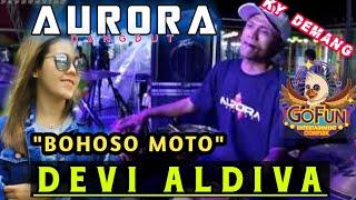 CAK SILO KUMAT skill drum dewa- B0HOSO M0TO - DEVI ALDIVA AURORA GOFUN BOJONEGORO