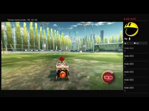 Rocket leage ps4.Intentando conseguir coche secreto y empezando canal