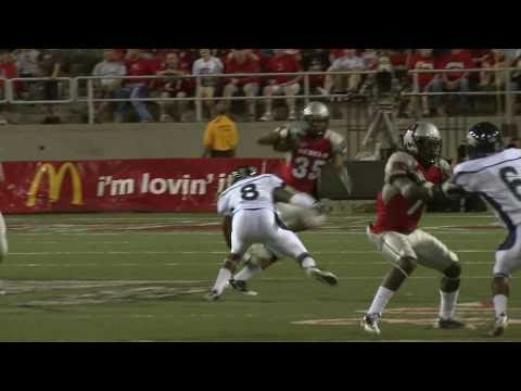 NEVADA WOLFPACK VS. UNLV REBELS FOOTBALL 2010