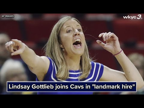 Cleveland Cavaliers Hire Cal Women's Coach Lindsay Gottlieb to Staff