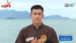 Nguyễn Trần Duy Nhất giao đấu cùng võ sư 58 tuổi tại Nha Trang 💪
