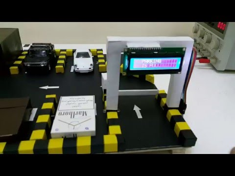 Embedded Systems - Smart Car-Parking System Group 29