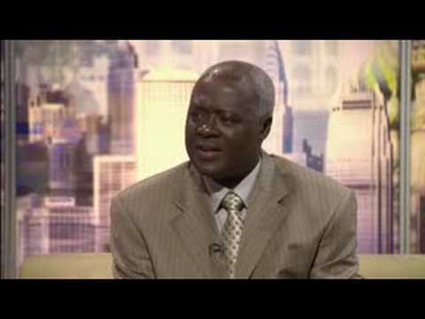 Frost over the world - Martin Luther Agwai- Sept 19, 2008