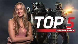 ps4 fallout 4 mod support mass effect andromeda story details ign daily fix
