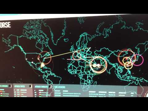 DDoS Attack هجوم الكتروني على السعودية