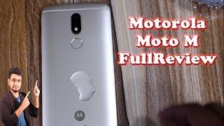 Motorola Moto M Full Review | WaterProof ???