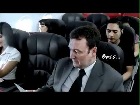 TV Commercial/Iklan Air Asia - Guests List - 2011