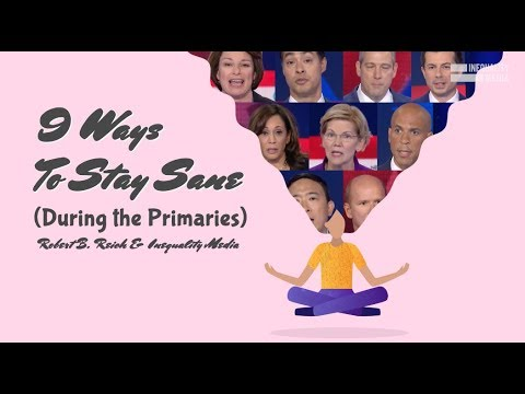 9 Ways to Stay Sane During the Primaries